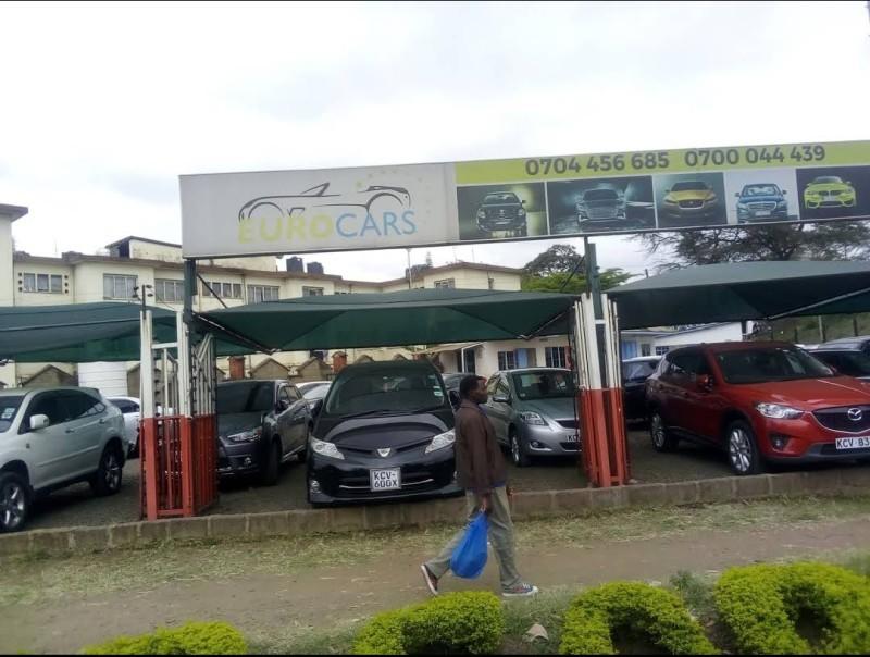 EUROCARS Mombasa Road