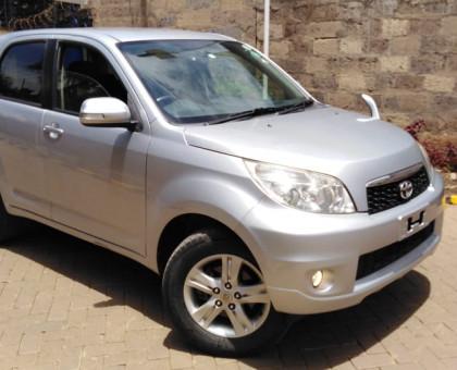 2013 Toyota Rush