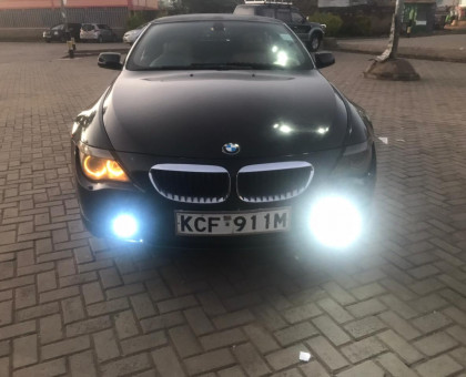 Local Used BMW 6 Series 2007