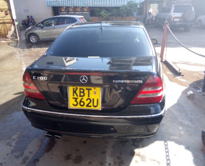 Local Used Mercedes-Benz CLA-Class 2005