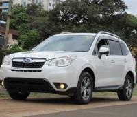 subaru-forester-2014-model-pearl-white-color-excellent-condition-small-1