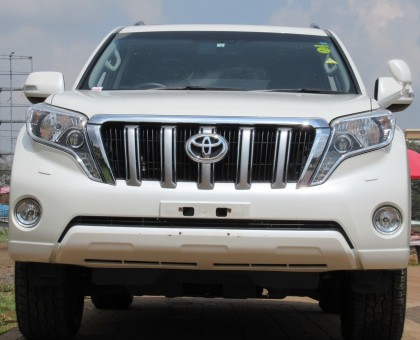 Diesel engine Toyota Landcruiser Prado 2016 model