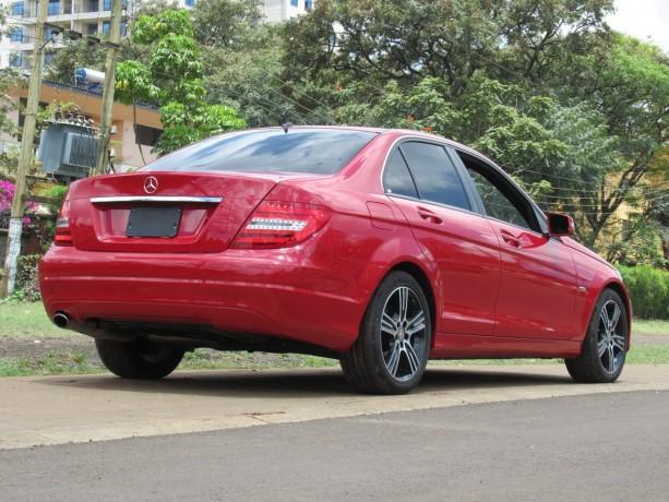 mercedes-benz-c180-red-color-2014-model-big-2