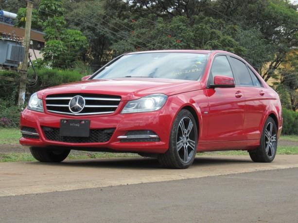 mercedes-benz-c180-red-color-2014-model-big-1