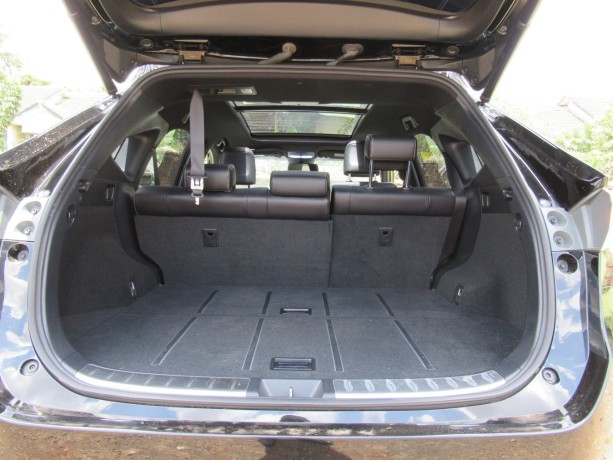 panoramic-glass-roof-toyota-harrier-2014-model-black-color-big-7