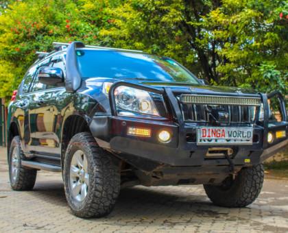 Land cruiser 2012 diesel