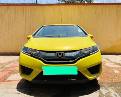 Honda Fit Hybrid New Shape