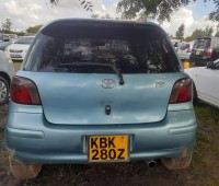 clean-toyota-vitz-for-sale-small-2
