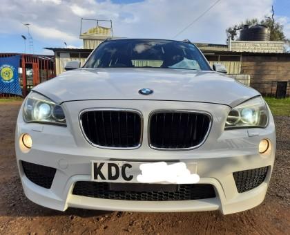 BMW X1 Msport 2014