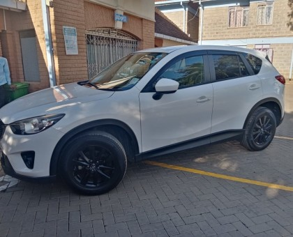 A CX-5 for sale.