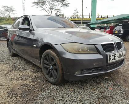 BMW 320I N46 KCE PETROL