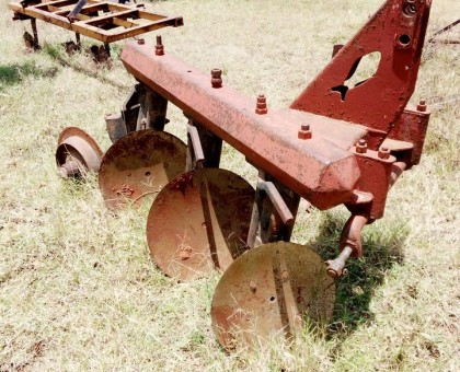 Baldan Tractor Plough