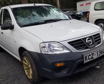 Nissan NP200 Pick-up
