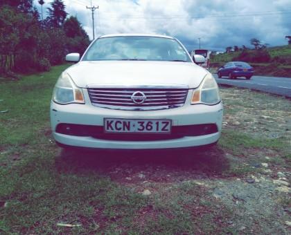 Nissan Bluebird 2011 for Sale