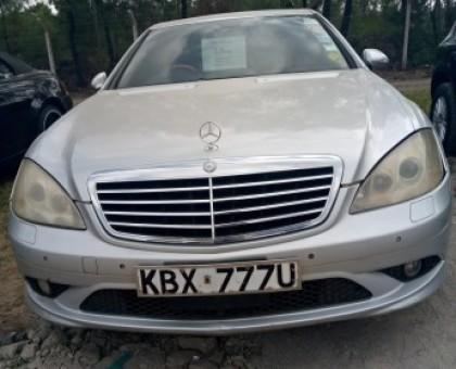 Mercedes Benz 5350