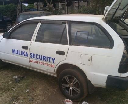 Toyota Corolla For Sale.