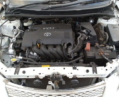 2009 Toyota Axio for Sale