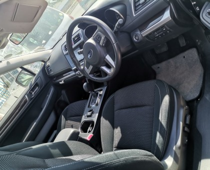 Subaru Legacy 2015 Model
